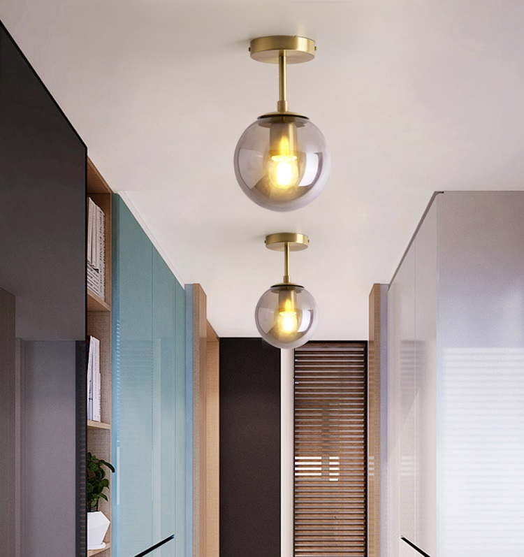 HTB1NoaCaUzrK1RjSspmq6AOdFXai Vintage Ceiling Lights | Antique Brass Ceiling Lights | Nordic Glass Ball LED Ceiling Lights Balcony Porch Aisle Bedroom Copper Retro Vintage Ceiling Lamps Plafonnier Lighting 001