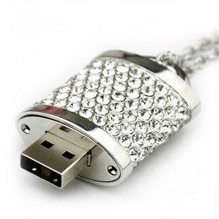 Fashion Jewelry Lock Shape USB Flash Drive 8GB 16GB 32GB 64GB USB 2.0 Flash Memory Stick Drive Car/Pen/Thumb Pendrive Gift
