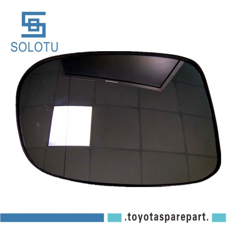 Rear View Side Mirror Glass Crown Grs20# Uzs200 2009