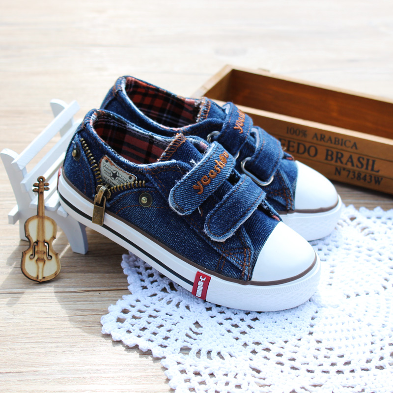 Baby Child Canvas Shoes Sport Casual