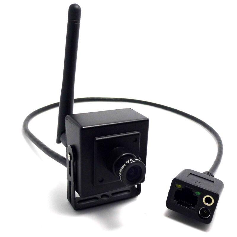 Cctv mini câmera ip wi-fi sistema de vigilância de segurança sem fio em casa 720 P suporte onvif áudio P2P interior pequeno cam vídeo webcam