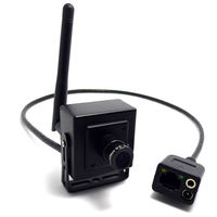 Cctv Mini Ip Camera Wifi Surveillance System Wireless Home Security 720P Support Onvif Audio Indoor P2P