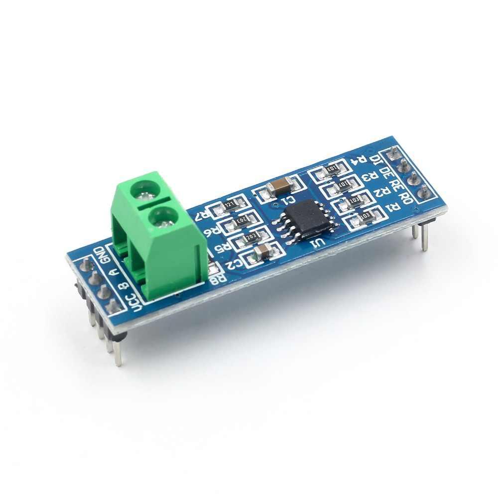 youe shone MAX485 Module RS-485 TTL Turn To RS485 MAX485CSA Converter Module Microcontroller MCU Development Accessories