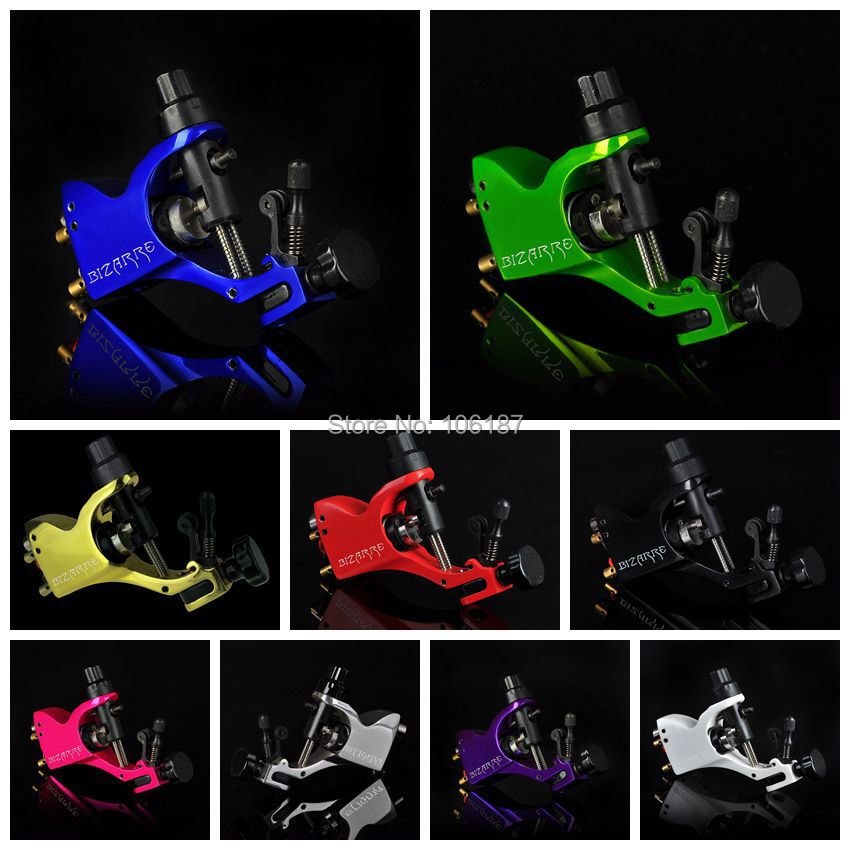 Stigma Bizarre V2 Rotary Tattoo Machine Strong Power Good Quality Mixed Color