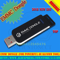 GSMJUSTONCCT 2019 ORIGINAL NEW EMMC Dongle ( FOR Powerful Qualcomm Tool )