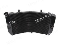 Radiator For SUZUKI GSX R 750 2001 2002 GSXR 750 GSXR750 Motorcycle Parts Cooling Cooler Black