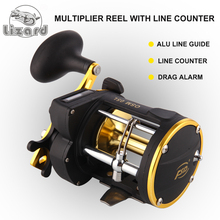 Line Reels Multiplier Fishing