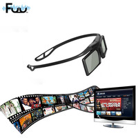 3D Active Shutter Glasses TV Gafas Bluetooth LCD Lenses 3D HDTV Blu Ray Players Electronic Design