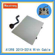 Original 15″ A1398 Trackpad For MacBook Pro Retina A1398 Replacement Touchpad /Touchpad With Cable 821-1904-A 2013 2014