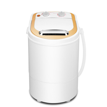 2.6KG Electric Mini Clothes Washing Machine Top Loading