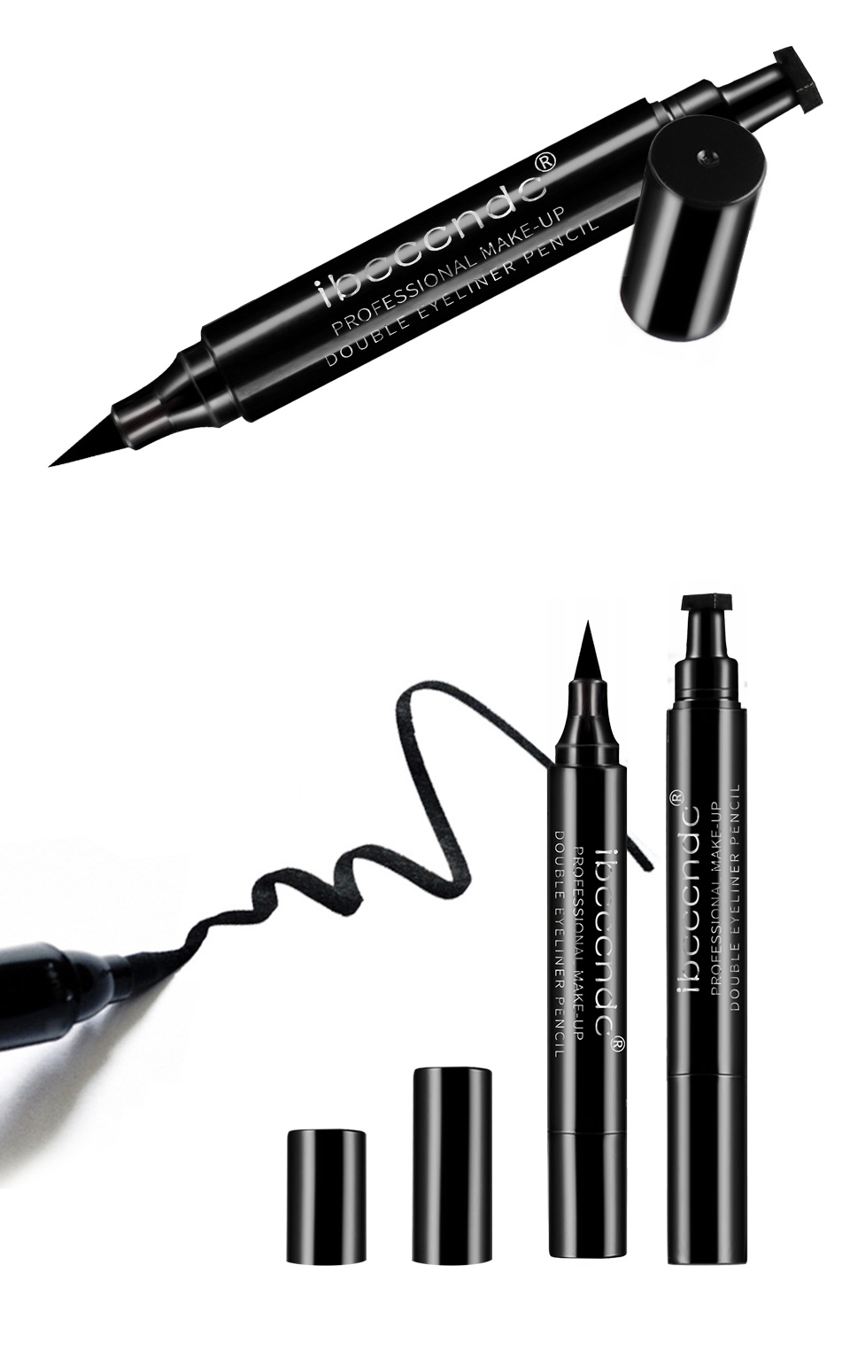 IBCCCNDC Liquid Pencil Black Eye Liner 18