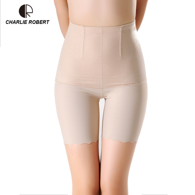 ade1019e5dd CR Body Shaper Slimming Underwear High Waist Trainer Shaper Control Panties  Plus Size 4XL Cool Soft Panty Free Shipping