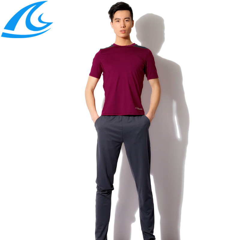 1233a15d63d Casual Running Sets Sprots Clothing Summer Men S Sports Suit Men Running  Suits Set Jogging Suits For Men Mens Tracksuit Set XXL-in Running Sets from  Sports ...