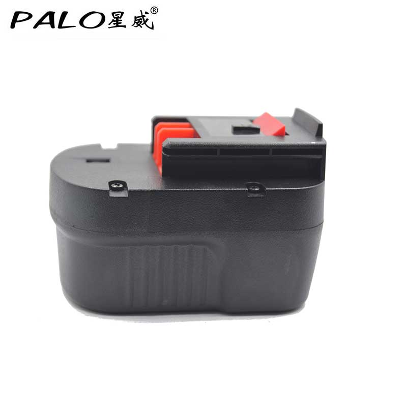 PALO High Quality 12V 3000mAh Power Tool Battery For Firestrom A12 A12EX FSB12 A1712 HP12K HP12KD Ni-MH Bateria image