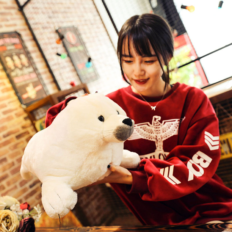 Stuffed animals plush soft kawaii have love Kid toys marine animal seals plush toys dolls girls gifts children's birthday gift
