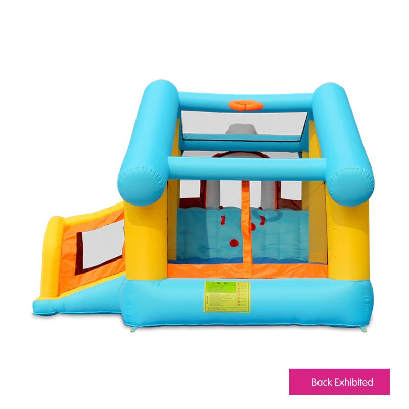 HTB1NoeNPFXXXXcuXXXXq6xXFXXX0 - Mr. Fun Kids Dog Bouncy Inflatable Bounce House Big Slide Combo with Blower