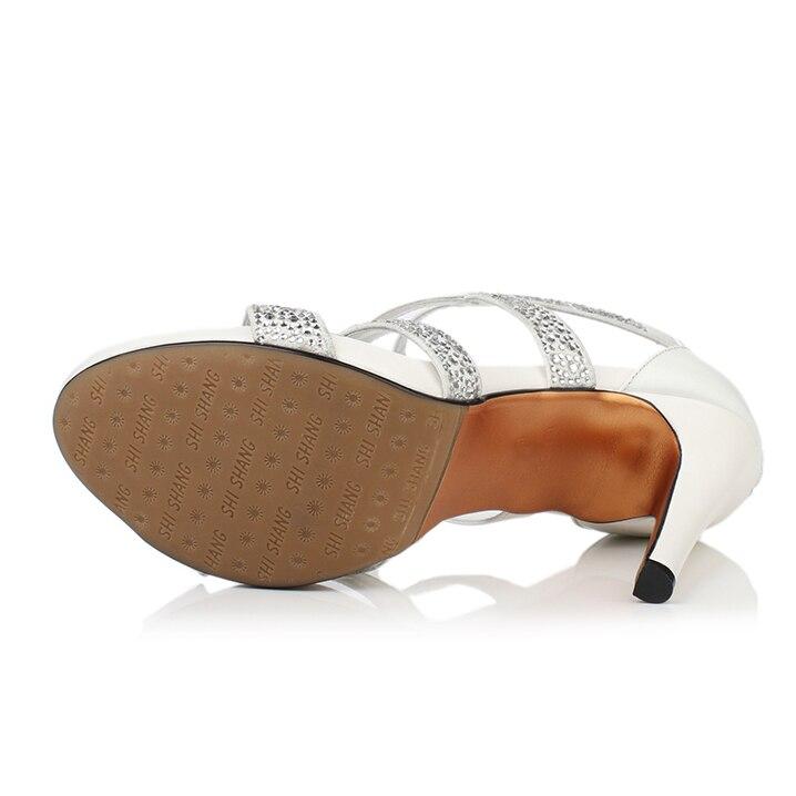 Arden Furtado 2018 sommer stilettos heels mode plattform high heels echtes leder marke schuhe zurück zipper weiß rot sandalen-in Hohe Absätze aus Schuhe bei  Gruppe 3