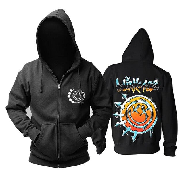 13 projekt blink 182 bluza Cute Rabbit ilustracja odzież bluzy punk heavy metal Rock sudadera dres deskorolka