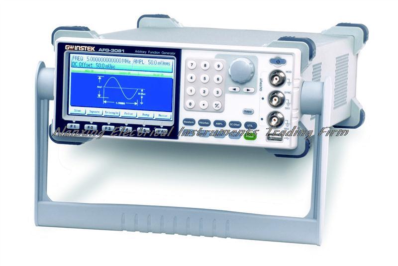 Arrivée rapide TaiWan Gwinstek AFG-3081 80 MHz générateur de fonction arbitraire