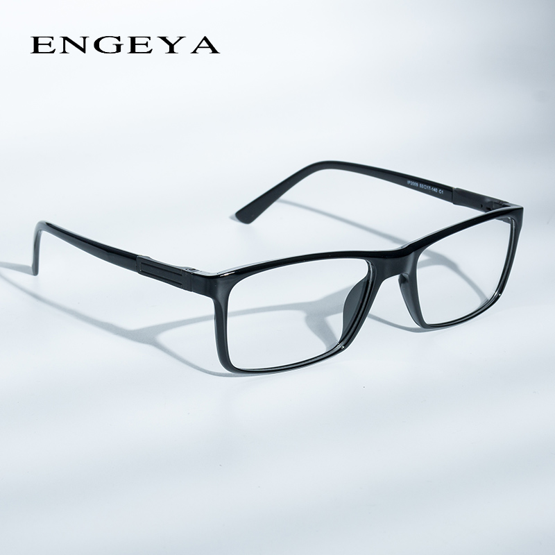 High Quality Men TR90 Brand Glasses Frame Clear Fashion Myopia Glasses Optical Eyeglasses Frame Men #2009NEW