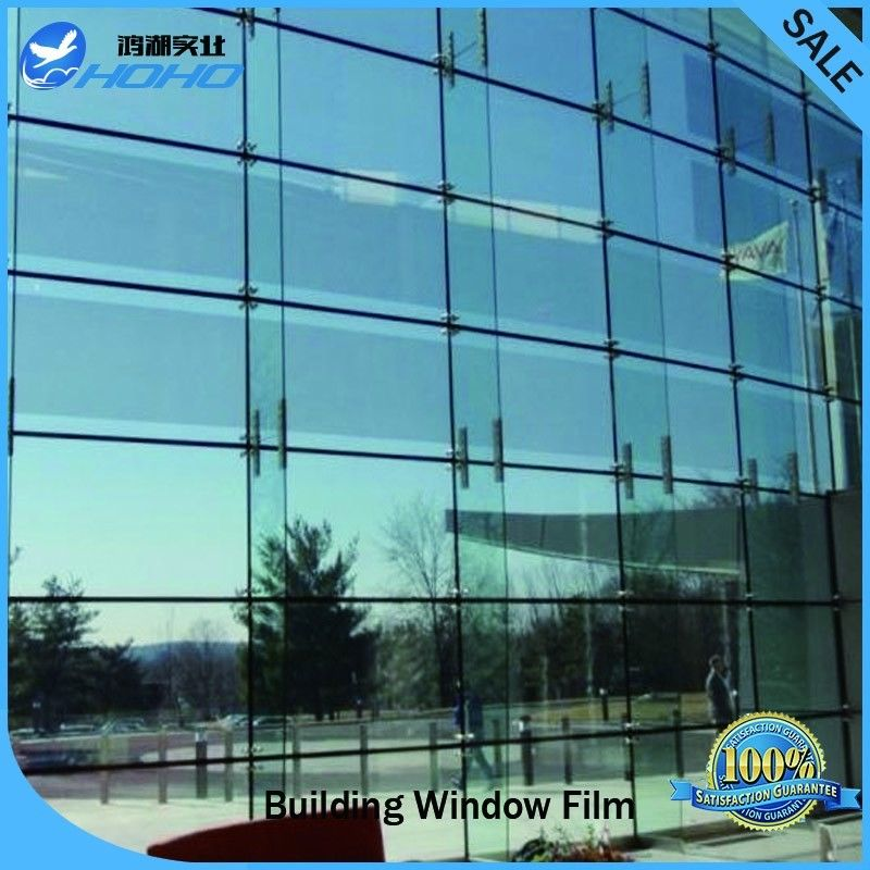 1.52x3m Safety & Security Window Film / Clear Glass Protection / 90% UV rejection