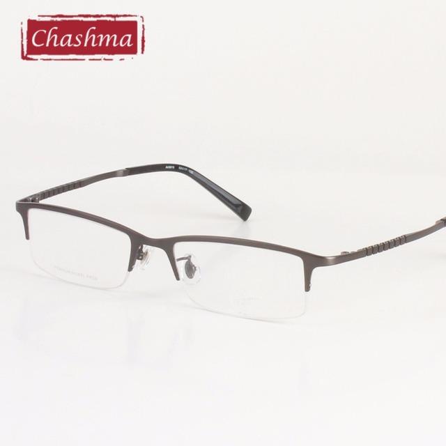 Eyewear dos homens quadro miopia óculos frames super qualidade b titanium ultra leve óculos de armação para os homens