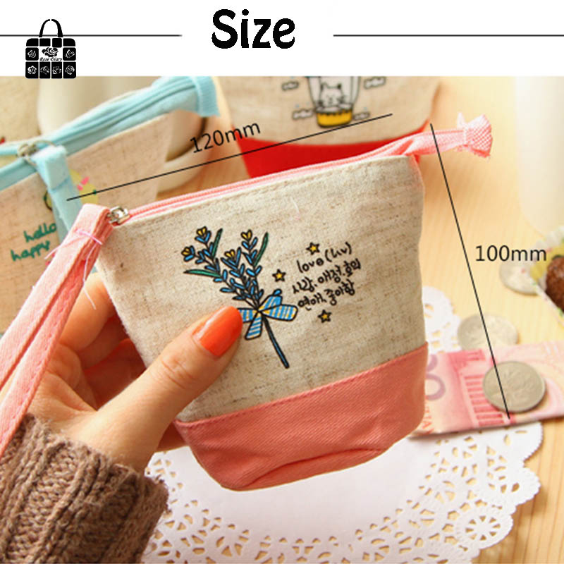 1pcs RoseDiary Coin purses,Creative illustrations canvas coin zero wallet child women change purse,lady zero wallets,coin bag coin purses creative big eyes pu leather coin purses child girl women change purse lady zero wallets coin bag free shipping
