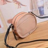 Роскошные бренды новая круглая ручка сумка Одна сумка маленькая круглая сумка