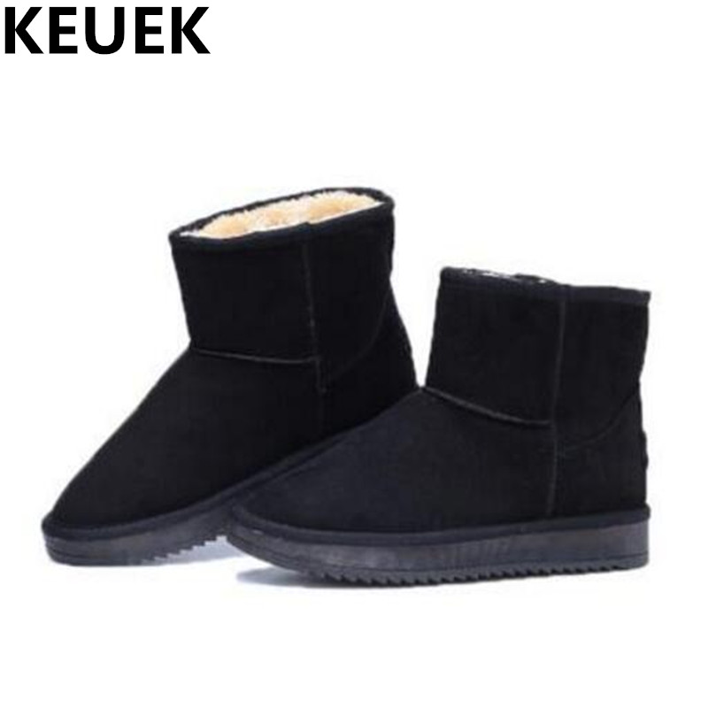 NEW Winter Ankle Boots Boys Girls Snow Boots Children Genuine Leather USB Charging Thick Plush Glowing Shoes Kids LED Light 044 2014 new autumn and winter children s shoes ankle boots leather single boots bow princess boys and girls shoes y 451