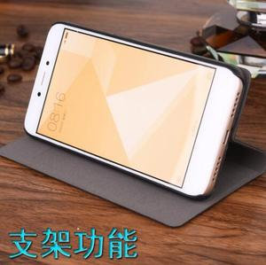 Image 3 - Xiaomi Redmi 5A מקרה יוקרה Slim סגנון Flip עור מפוצל + מחשב מקרה עבור Xiaomi Redmi 5a כיסוי תיק מגן