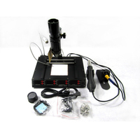 YIHUA 1000B 3 in 1 Infrared BGA Rework Station Soldering Station SMD Hot Air Gun 540W Preheating Station