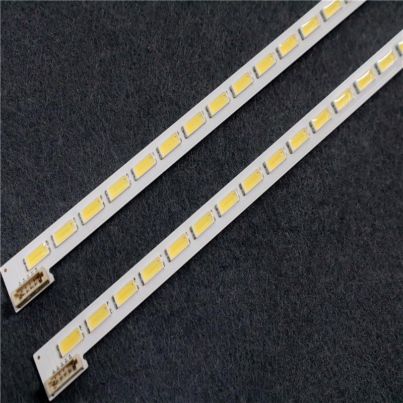 100% New LED Strip For SLED 2012SGS40 7030L 56 REV1.0 LJ64-03514A 56LEDs 493mm