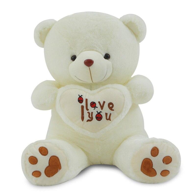 Alibaba aliexpress 1pc big size 70cm stuffed alibaba aliexpress 1pc big size 70cm stuffed plush toys holding i love you heart big plush teddy bear soft gift for valentine day voltagebd Gallery