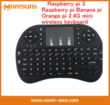Fast Free Ship Raspberry pi 3 Raspberry pi Banana pi Orange pi 2.4G mini wireless keyboard