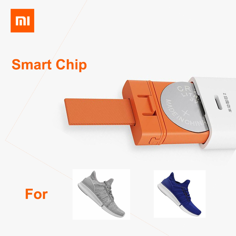 Xiaomi Mijia AMAZFIT Smart Chip 2 Bluetooth APP Connection Pedomet for Sneakers Sports Running Shoes chips