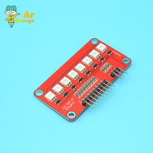 Full Color LED Module LED SCM Printed Circuit Board Module 5050 for Arduino AVR