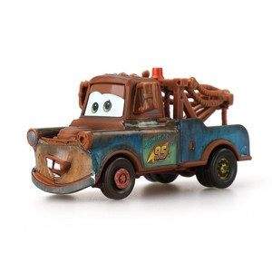 Image 2 - Disney Pixar Cars3 3 Lightning 39 Style McQueen Mater Jackson Storm Ramirez 1:55 Diecast Vehicle Metal Alloy Boy Kid Toys Gift