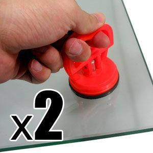 [ Fly Eagle ] 2PCS X GLASS SUCTION PULLER CUP REMOVAL REPAIR TOOL 5.5CM