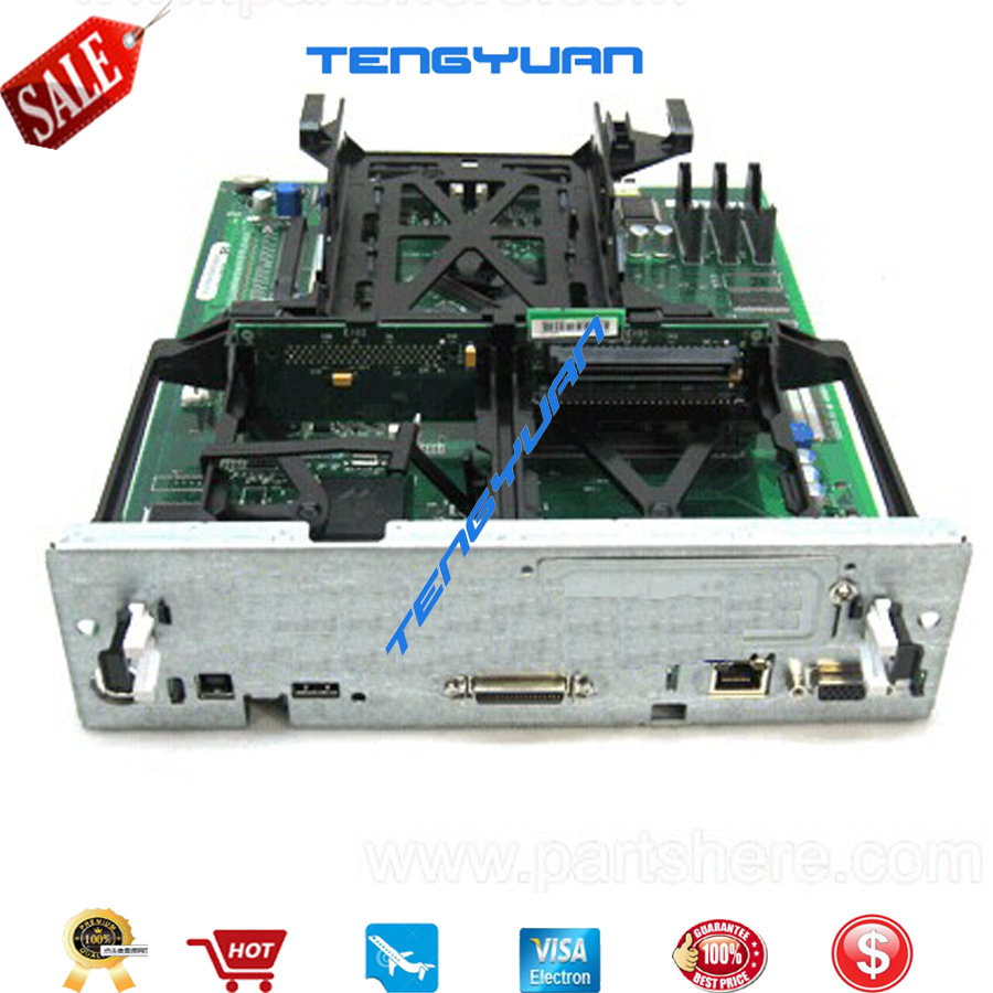 Free shipping 100% tested for  HP4730 CM4730mfp Formatter Board Q7517-69006 printer parts  on sale for hp 283 cf283a toner powder and chip for hp laserjet pro mfp m125 m127fn m127fw laser printer free shipping hot sale