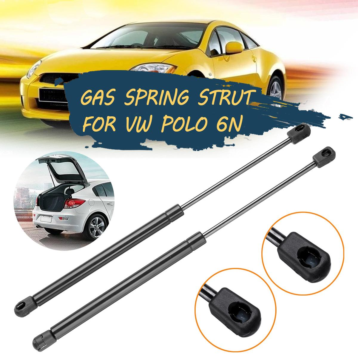 Pair Tailgate Boot Gas Springs Struts Support Lifter For VW Polo 6N 1996 1997 1998 1999 2000 2001 6N0827550A/6N0827550 Auto Part