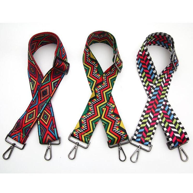 new national wind design strap for women handbags width handle for bags easy matching adjust gun black buckle bags belts