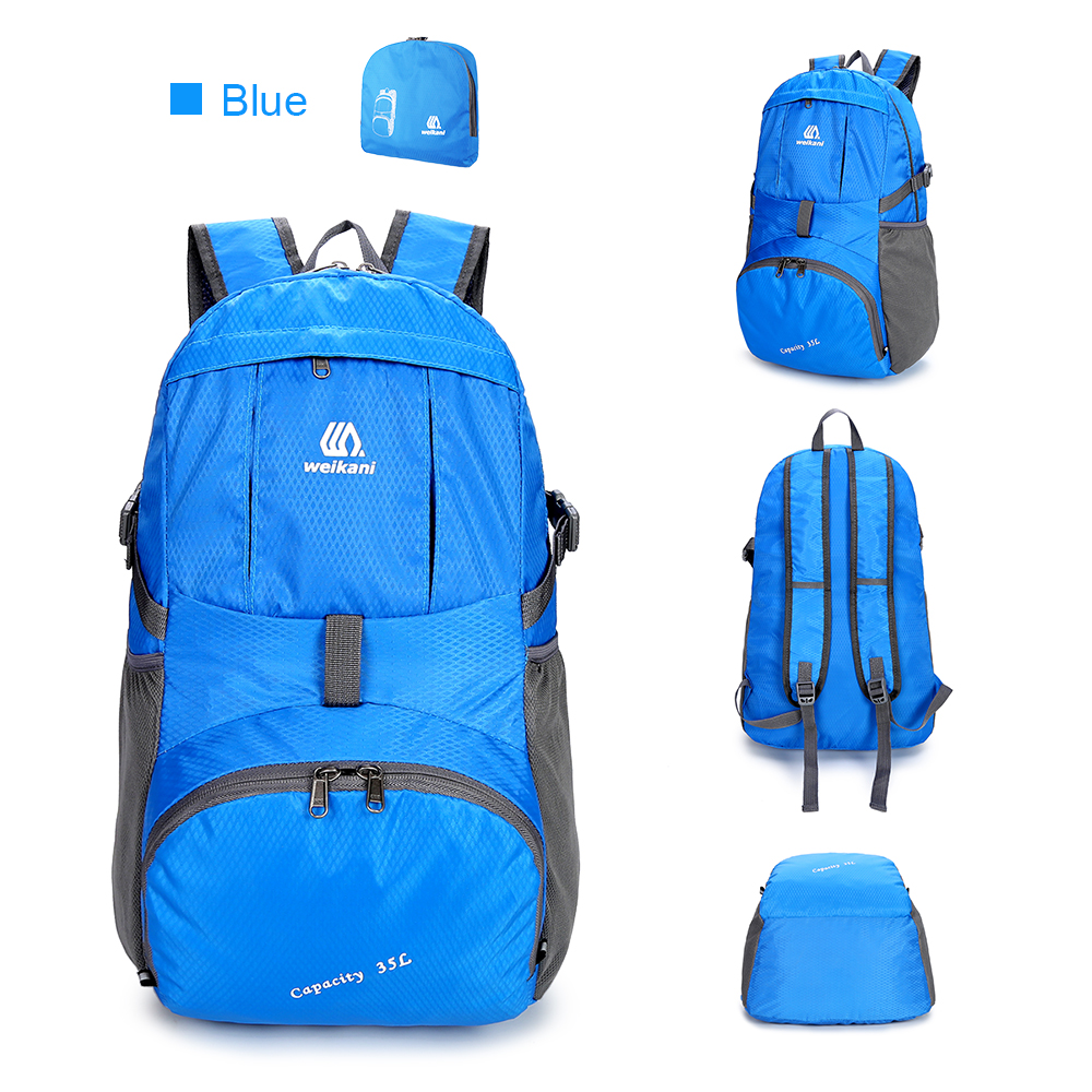 mountaineering backpack//Waterproof casual bags for men and women// outdoor hiking backpack