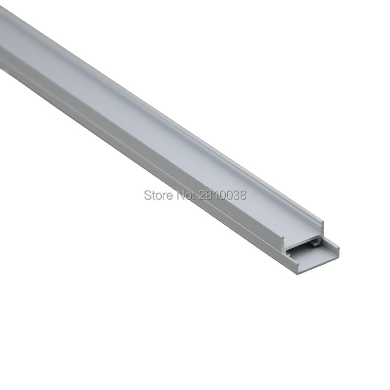 10 X 1M Sets/Lot U type Anodized LED strip light aluminum ...