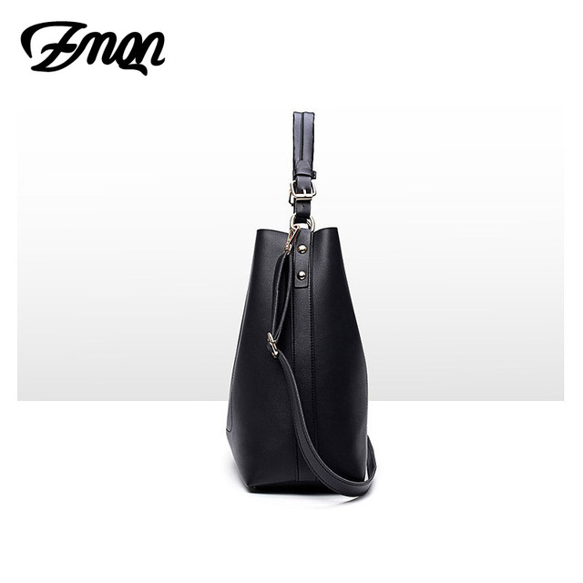 Women Messenger Bags 2018 Handbags Composite Bags Hobo Luxury Designer Ladies Shoulder Tote Bag Large capacity Bucket Bags Set