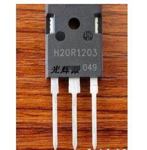 10PCS IHW20N120R3 H20R1203 TO-247