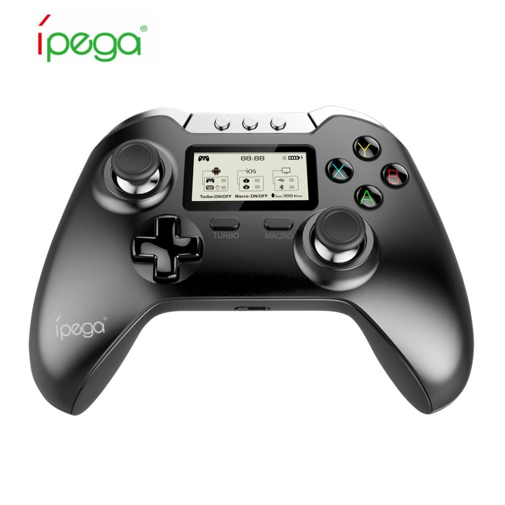 iPega PG-9063 Wireless Bluetooth Joystick Android Smart TV Box Gamepad Gaming Controller Game Pad For iPhone Xiaomi Phone PC