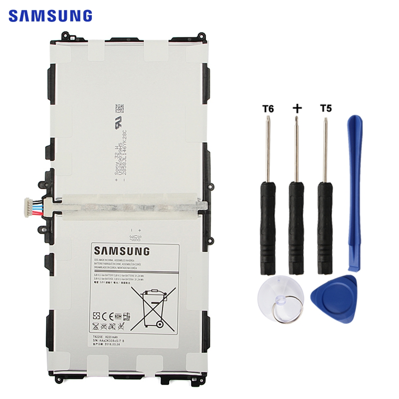 Battery For Samsung Galaxy Note 10.1 2014 Edition SM-P600 P601 P605 SM-P607T