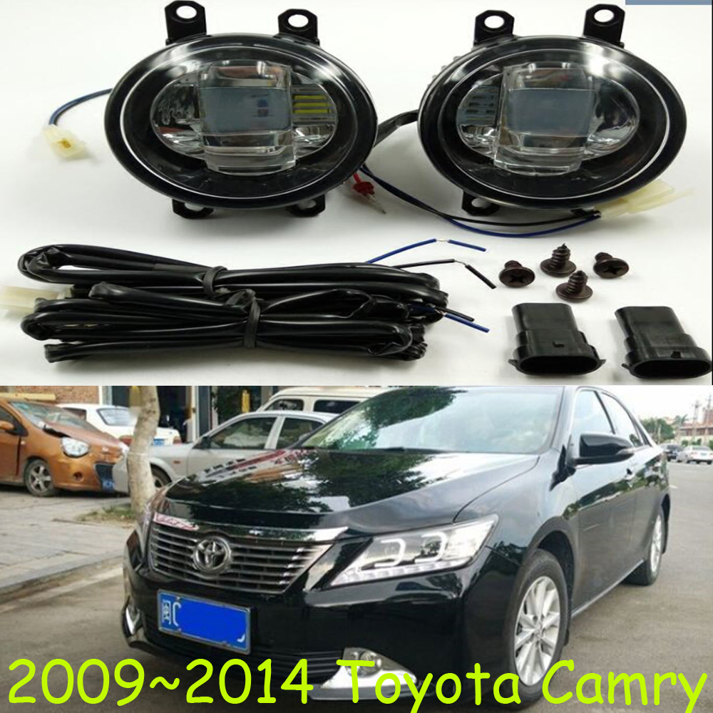 Camry light,Yaris fog light,2pcs,LED,RAV4 daytime light,Free ship! 86 fog lamp,Prius headlight,Vios lamp