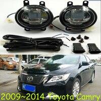 Camry light,Yaris fog light,2pcs,LED,RAV4 daytime light,Free ship! 86 fog lamp,Prius headlight,Vios lamp