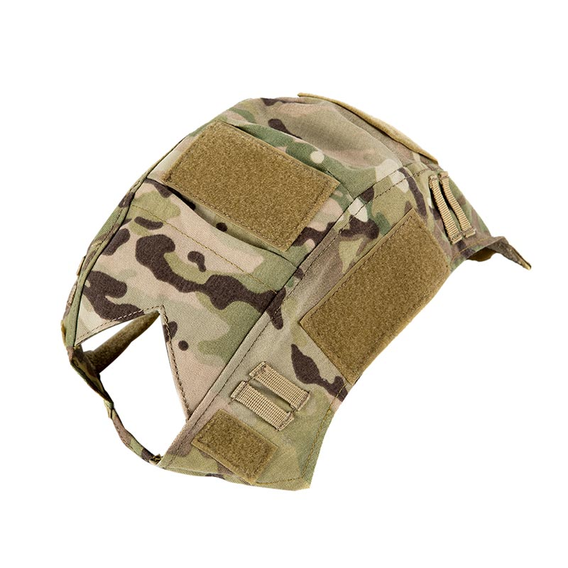 Tactical Camo Helmet Cover for FAST MH/PJ Helmet in M/L and L/XL Size 500D Cordura Nylon Comes From America